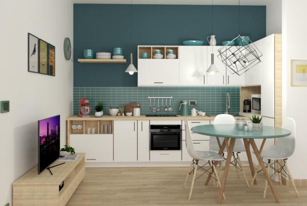 cucina ristrutturare casa 3