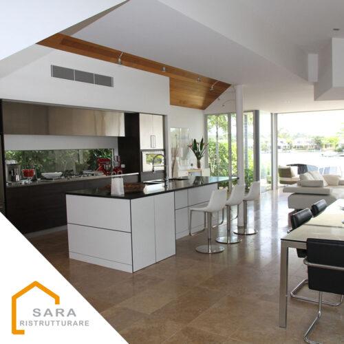 cucina moderna angolo cucina